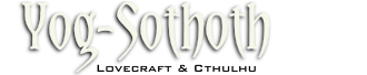 Yog-Sothoth for Lovecraft & Cthulhu